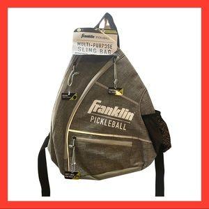 Franklin Pickle ball multi purpose sling bag